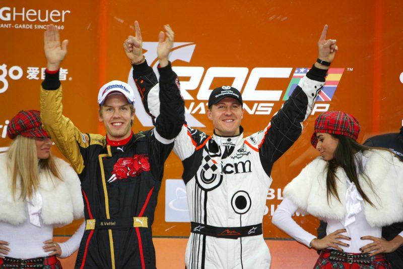 Team Germany's first ROC triumph
