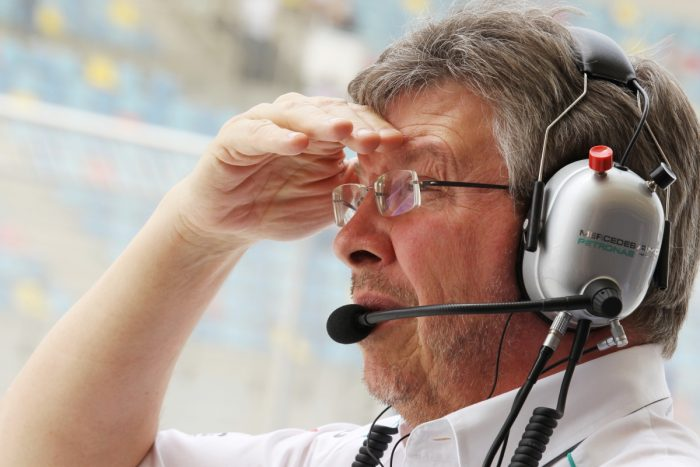 No quick fix for F1 - Brawn
