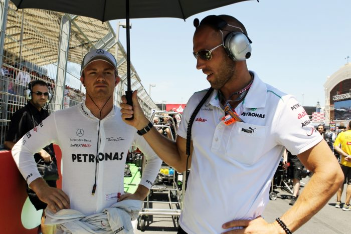 Rosberg's trainer: 'It all happened so suddenly'