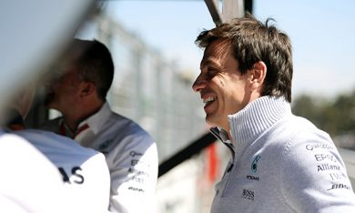 The one driver Toto Wolff most admires