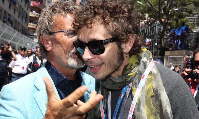 Zanardi: Valentino Rossi to Mercedes 'perfect' for F1