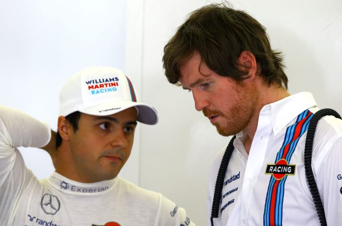 Smedley's role at Williams to include longer term development