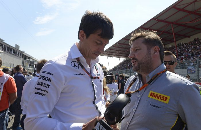 Pirelli's  Hembery warns: 'Races could be boring!'