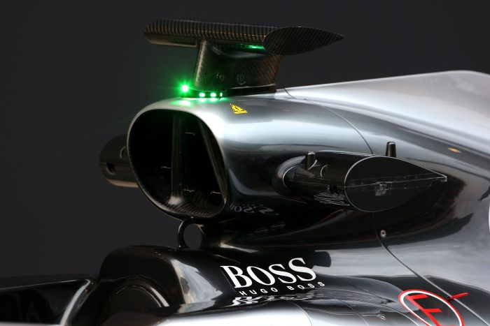 Mercedes reveal 2017 launch date