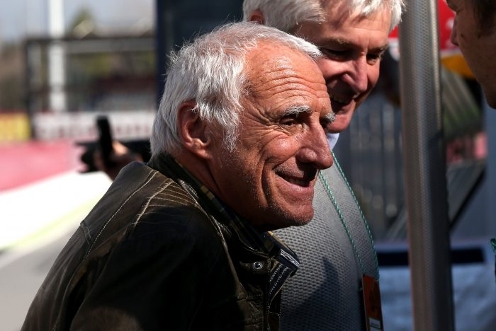 Mateschitz: both our drivers were approached by Mercedes