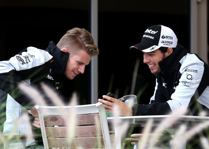 Hulkenberg's move to Renault was a stunner - Perez