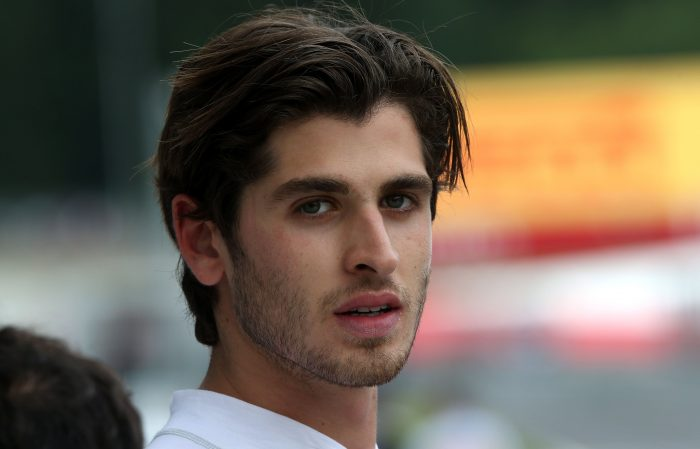 Giovinazzi prepping for the big time - just in case