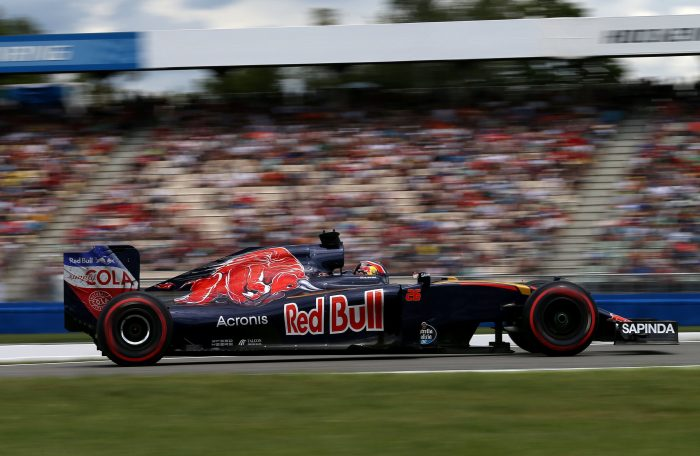 Toro Rosso on the ragged edge with 2016 aero package