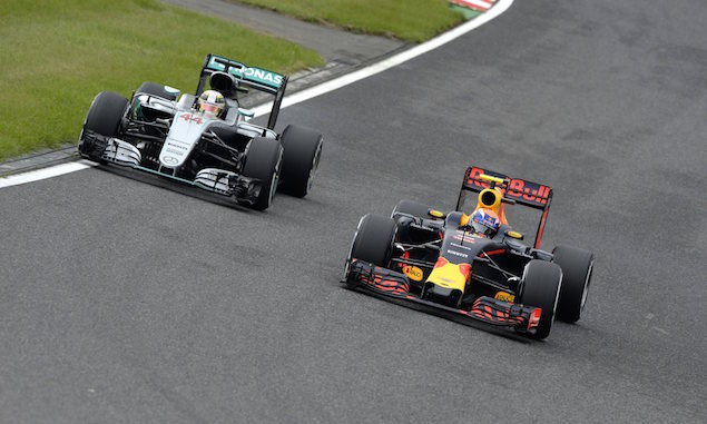 Bernie unsure Red Bull aero can close 'huge' Merc engine gap