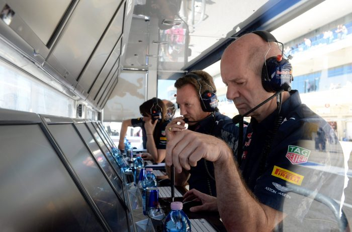 Newey: claim that F1 improves road car product just marketing