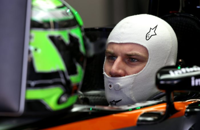 Hulkenberg is hoping for 'less tyre management' with new regs