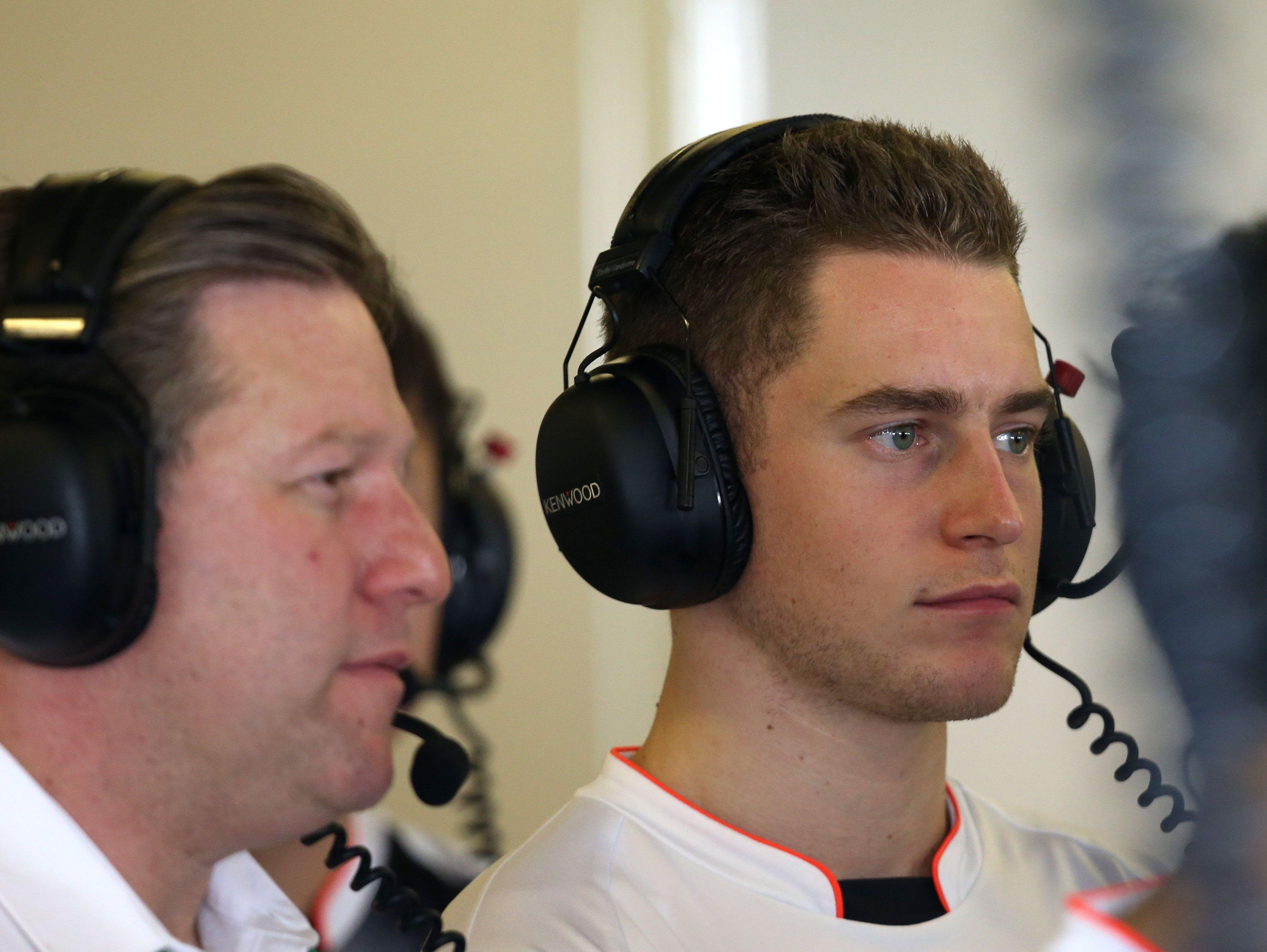Brown rates Vandoorne: 'He's a future world champion!'
