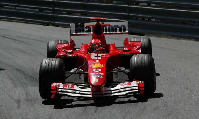 Video: Schumacher onboard at Monaco, always a treat!