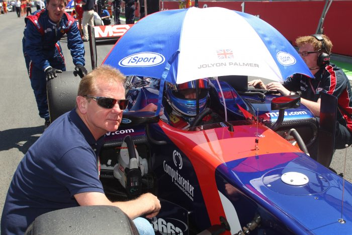 Palmer walks away from buying Silverstone