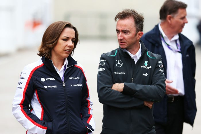 Williams: Paddy Lowe would be a fantastic addition!