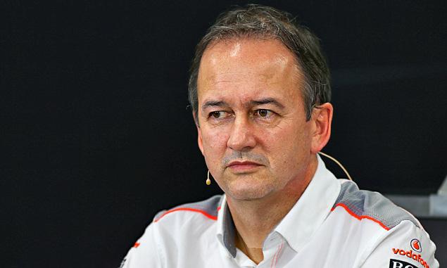 McLaren man Jonathan Neale set to leave group
