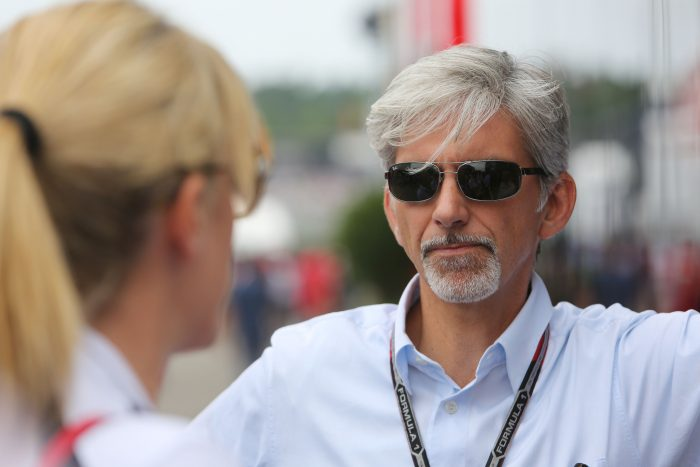 Hill pleads for government aid for Silverstone