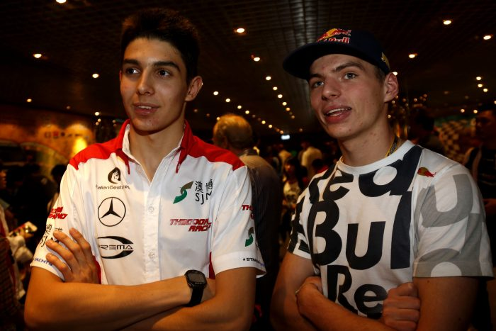 Ocon knows just how to deal with Max Verstappen