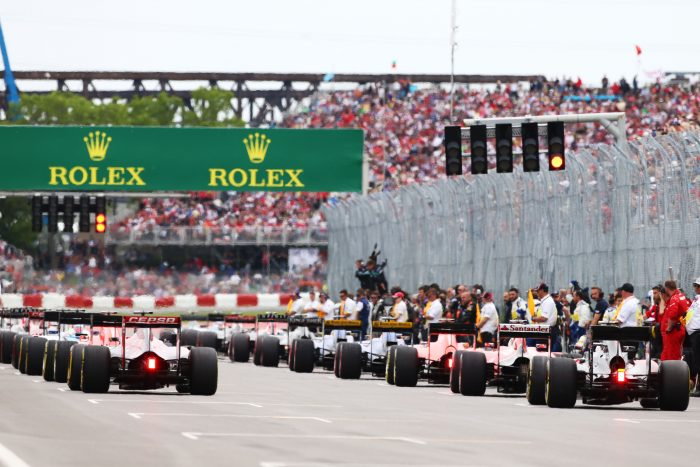 Later Grand Prix start times on the agenda for 2018