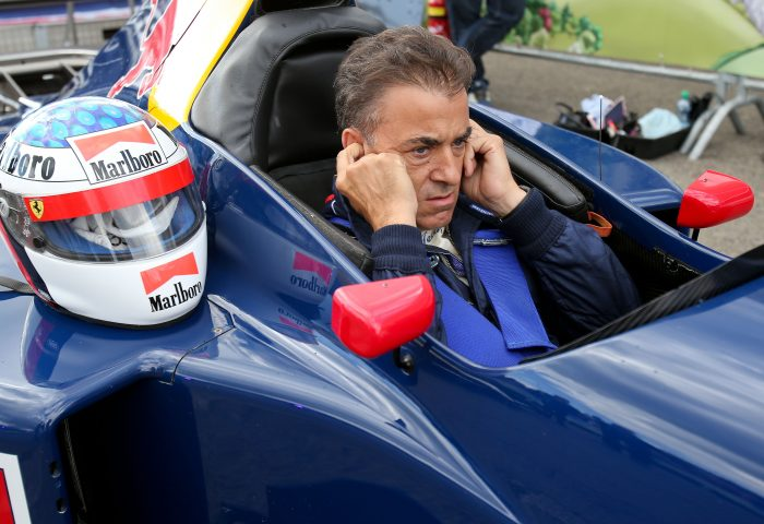 Alesi to Massa: Don't come back!