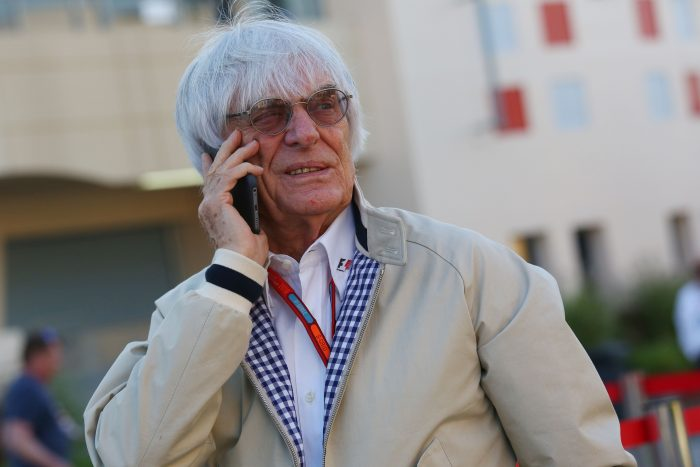 Ecclestone rules out setting up rival series
