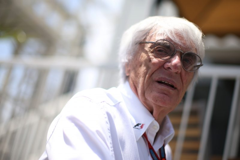 Ecclestone: Going, going, but not yet gone!