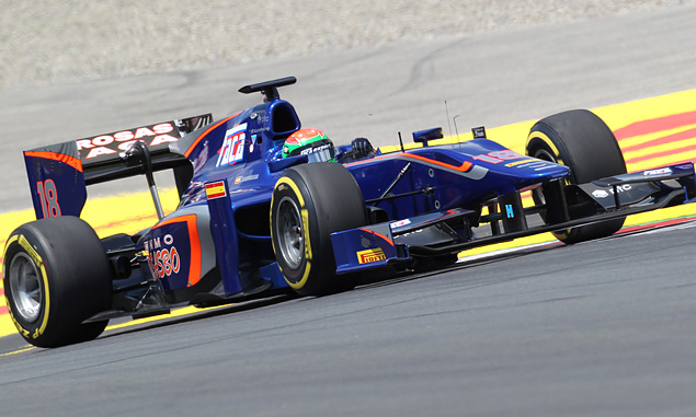 Carlin to end involvement in GP2 feeder series