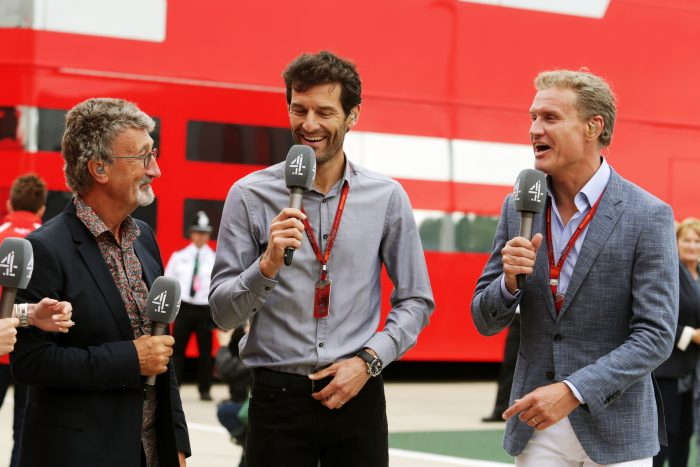 Channel 4 will be 'live from Monaco'!