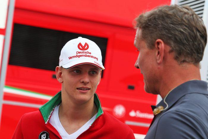 Todt on Mick Schumacher: 'Don't put the boy under pressure!'