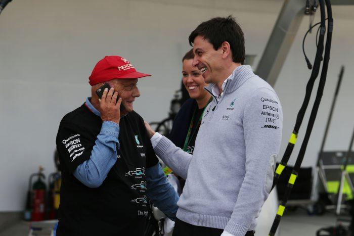Toto Wolff once turned down a Formula 1 drive!