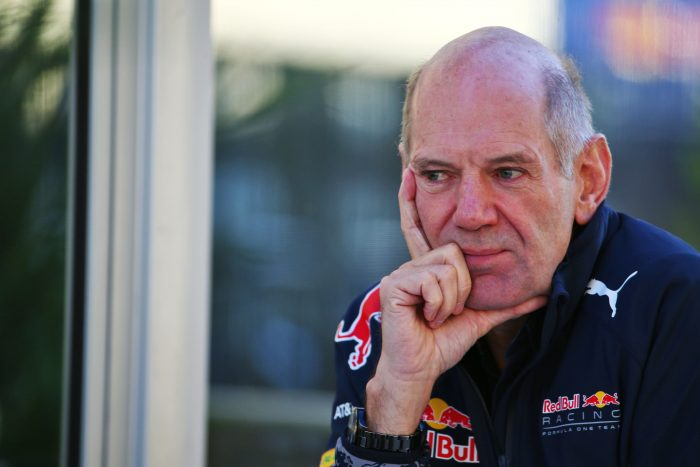 Red Bull's Newey: 2017 regulations are a guessing game