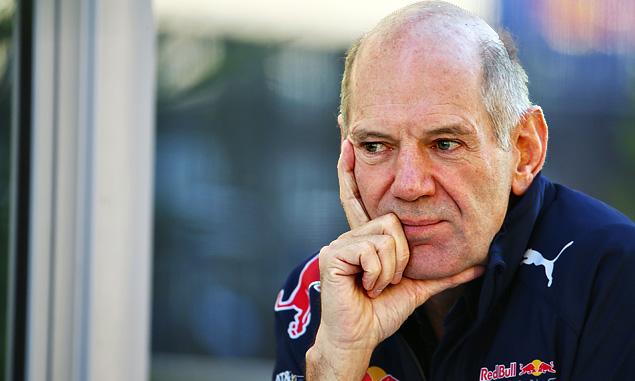Max Verstappen 'drives just like Mansell' says Newey