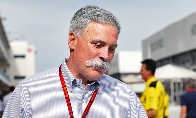 Liberty Media offers teams chance of buying into F1