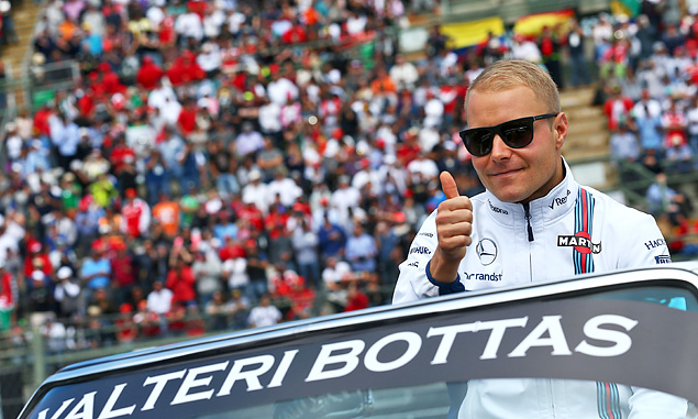 Bottas confident he can withstand pressure in 2017