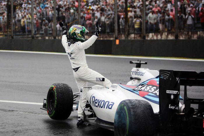 Massa: 'It has my name on it, so it's mine!'