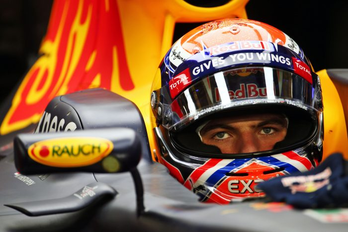 Max Verstappen is 'absolutely ready' for the title