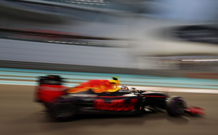 F1 on track for increased cornering speeds