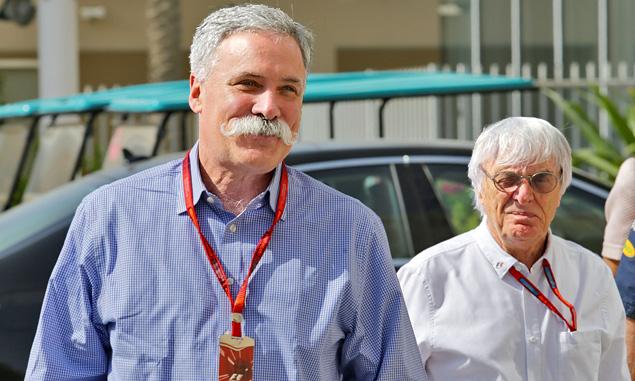 Ecclestone 'may still attend GP races'