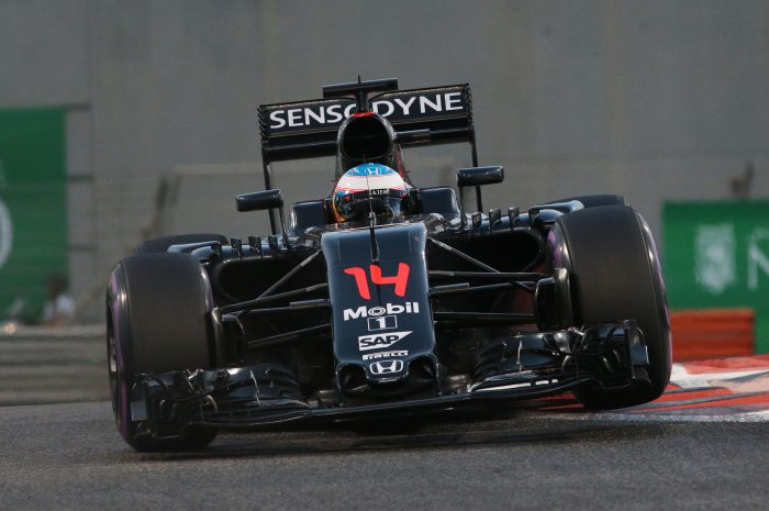 McLaren's Goss expecting 'mean and lean' F1