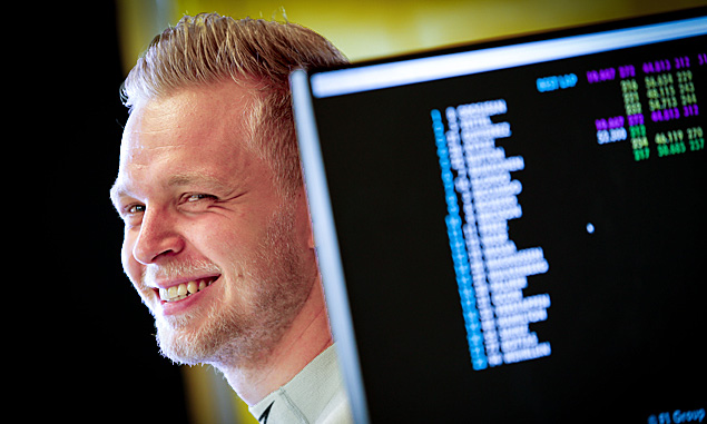 Magnussen expects to improve in 2018