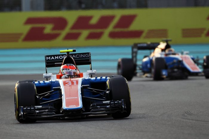 Manor F1 shuts down - no buyer shows up