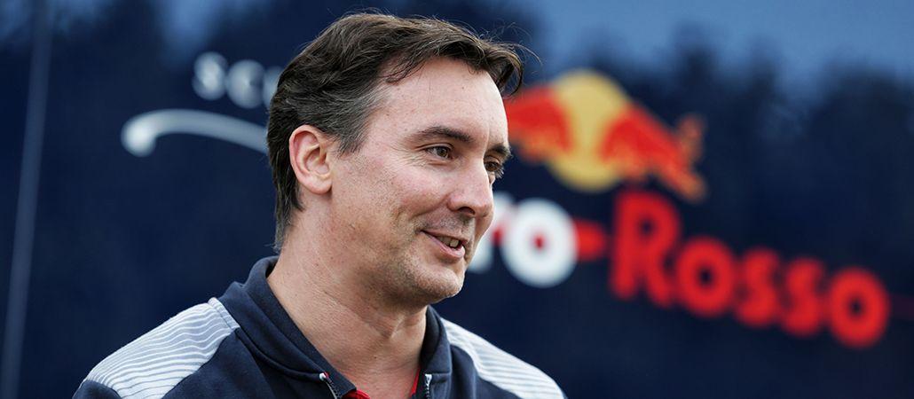 James Key, Toro Rosso technical director