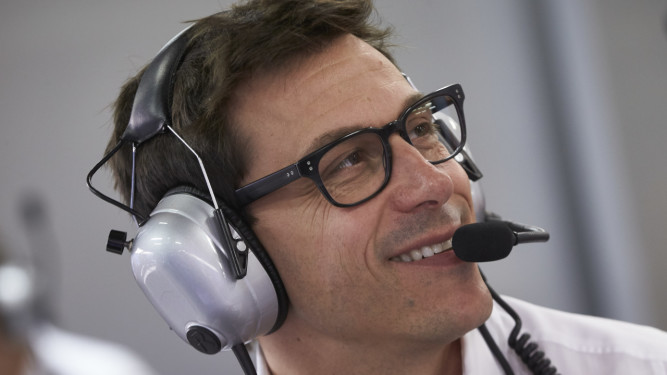 Wolff: huge opportunity ahead for F1, but caution necessary.