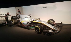 Sahara Force India reveals its 2017 VJM10!