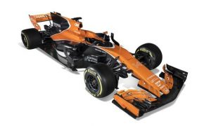 Brown rejects criticism of new McLaren livery