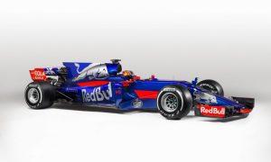 Toro Rosso reveals revamped STR12!