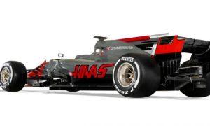 Haas aims for 'bigger, better, faster, lighter'