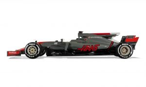 Haas officially introduces the VF-17!