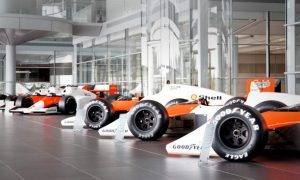 Will Ron Dennis be selling his McLaren stake?