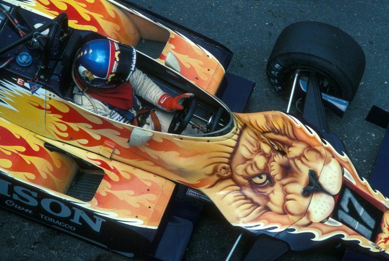 Jan Lammers' roaring Shadow